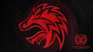 Adobe illustrator CC Tutorial / ESport / Sports Team logo Design Process / Head Lion Logo Design