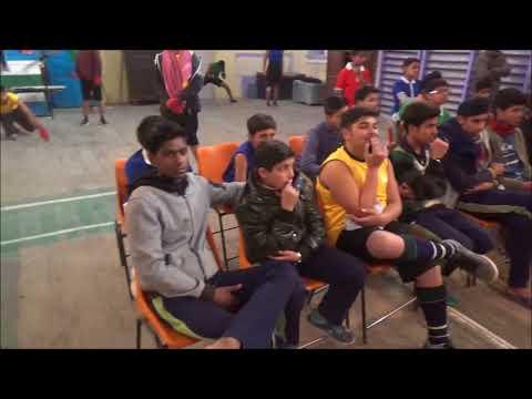 INTER HOUSE BOXING -  SUJIT (NEHRU) VS OM (NEHRU)