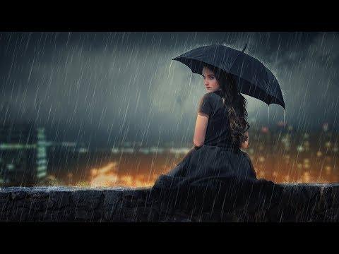 Rain Effect Photo Manipulation - Photoshop Tutorial