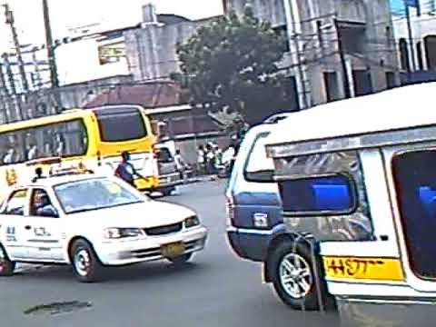 Legarda St., Mendiola, C.M.Recto, Police Barricade