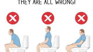 Cara yang benar memakai WC duduk | Health is Wealth