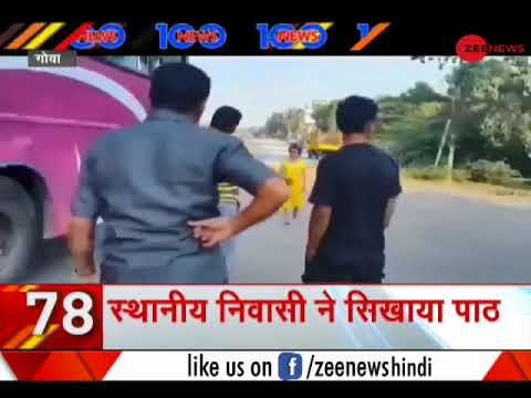 News 100: From snow in Sonmarg to fire in Panipat