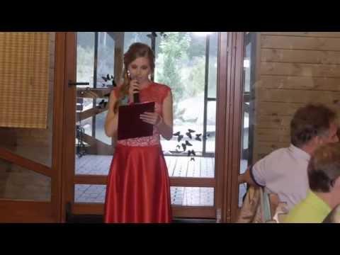 Трогательный стих любимой сестре на свадьбу ))