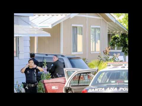 Barricaded suspect in standoff talks to Orange County Register reporter Mp3