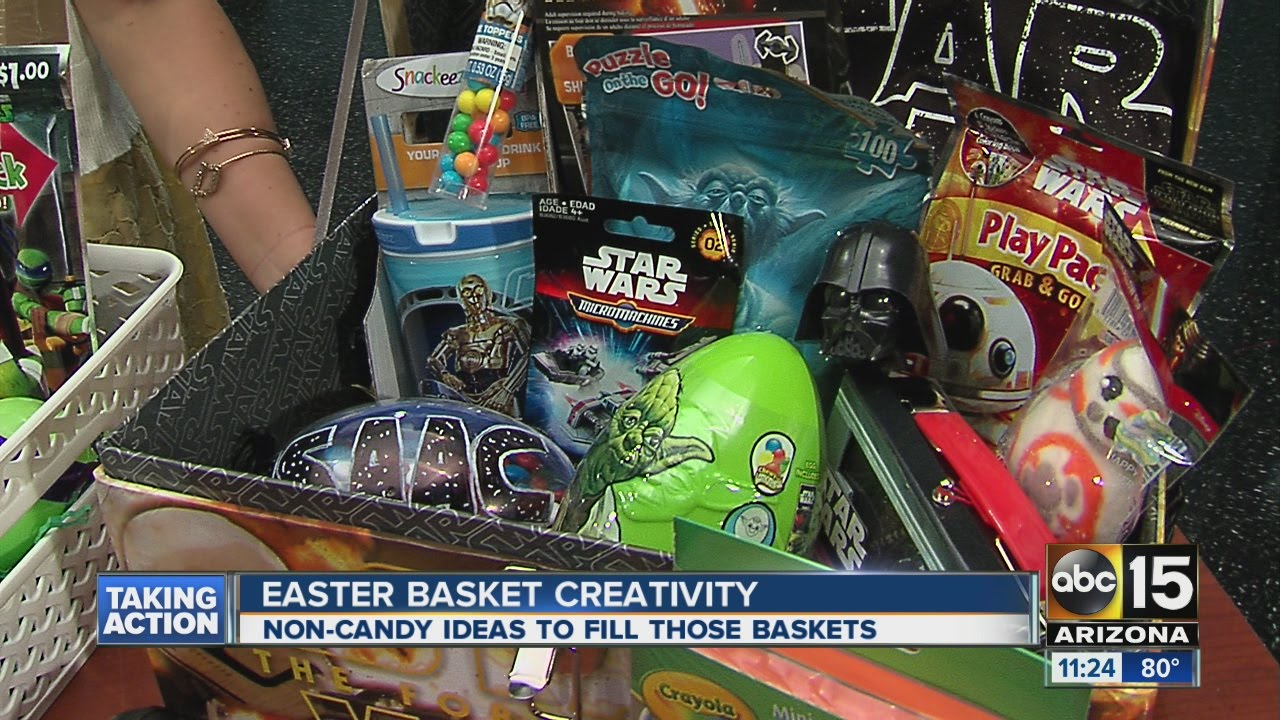 Fun easter basket ideas without candy from jenn bare youtube fun easter basket ideas without candy from jenn bare negle Image collections