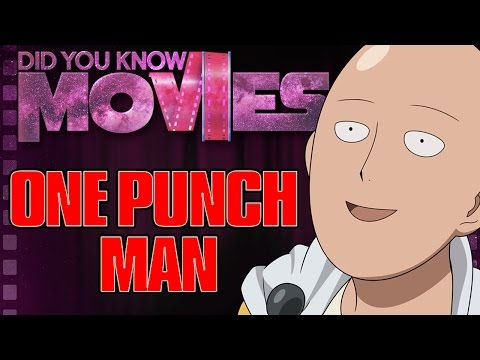Thumbnail: One Punch Man: NOT All Heroes are COOL! - Did You Know Movies