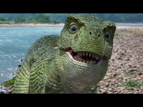 Мультфильм тарбозавр 3d 2