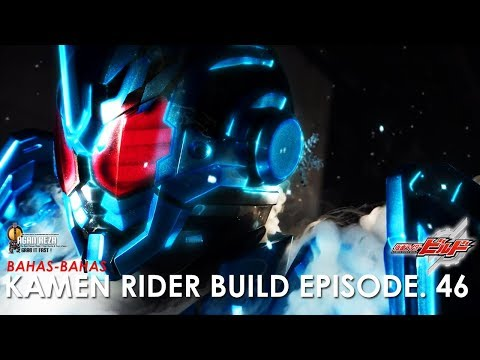 FORM BARU GREASE ! KAMEN RIDER GREASE BLIZZARD !!! WOW !   Kamen Rider Build Episode.46 [Indonesia]