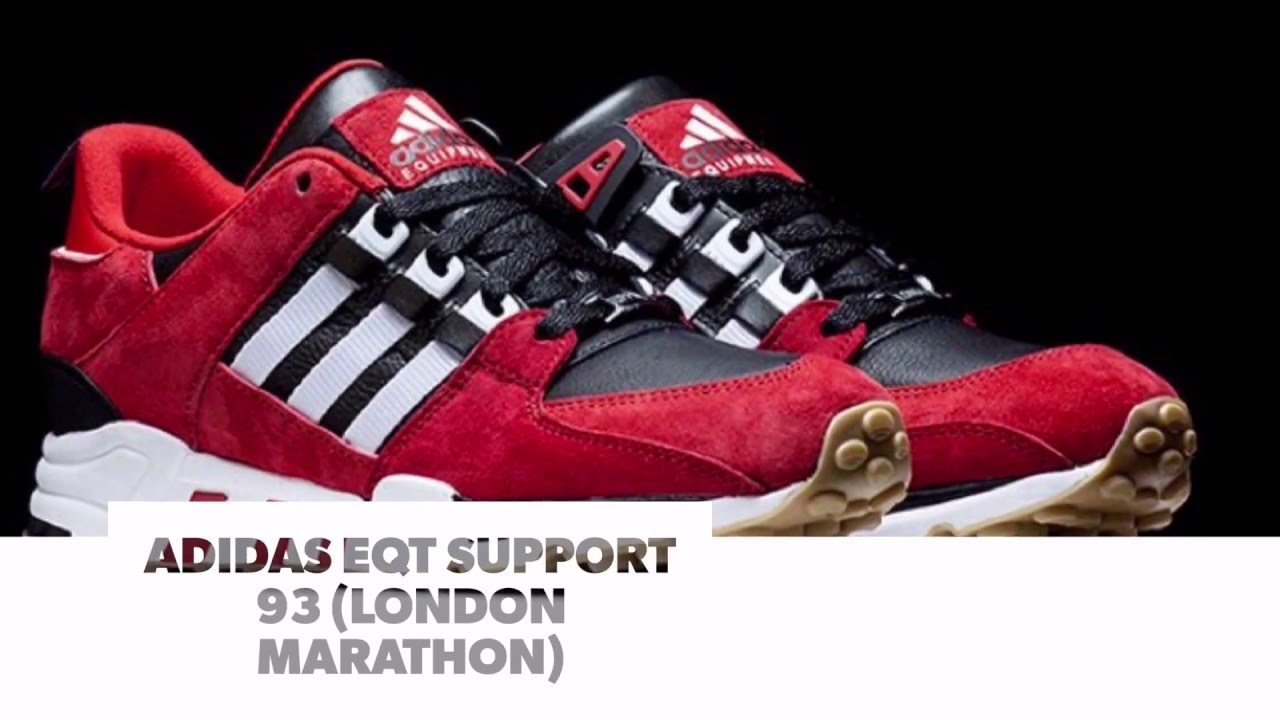 kof mailbox packer shoes x adidas originals eqt running
