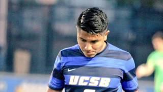 Randy Mendoza UCSB Soccer