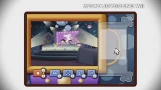 Karaoke Joysound Wii TGS Trailer