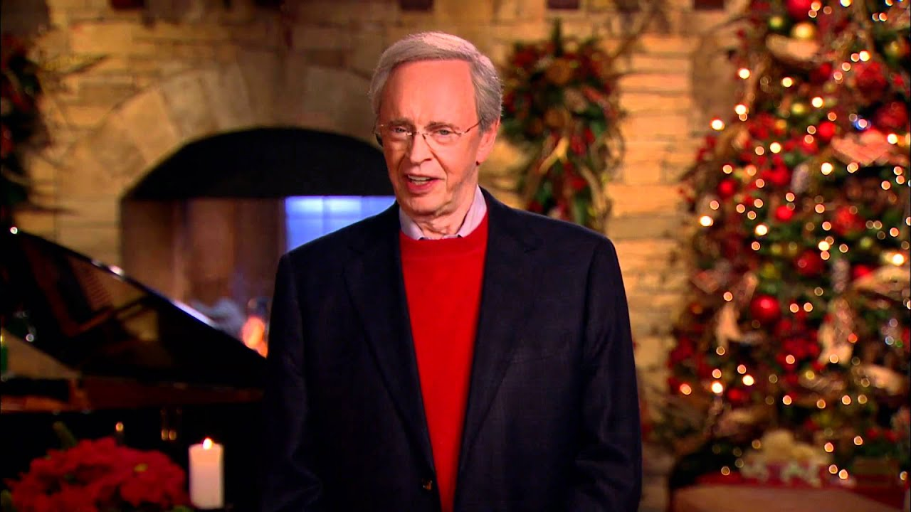 Dr Christmas.Christmas Reflection From Dr Charles Stanley