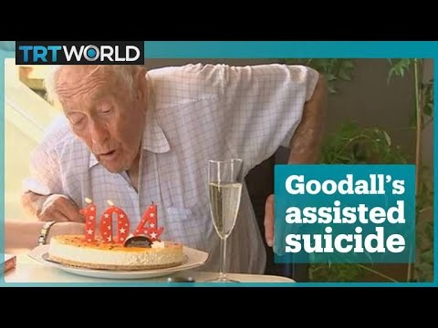 104-year-old Australian scientist commits assisted suicide in Switzerland