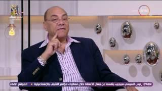 8 الصبح - الكاتب الصحفي نبيل عمر يوصف الحالة النفسية فى الجيش المصري عقب حرب 73
