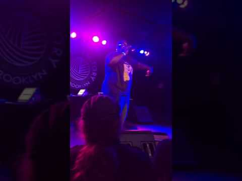 Megaran @ The Knitting Factory