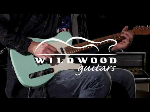 Vintage 1959 Fender Telecaster  •  Wildwood Guitars