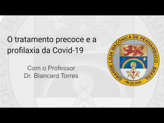 Médico Pneumologista faz palestra para a Maçonaria Pernambucana
