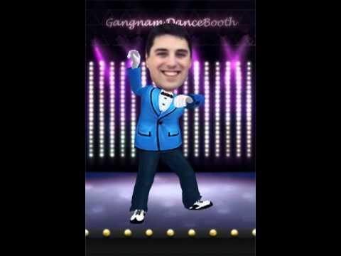 Michael Cronin - Gangnam Dance
