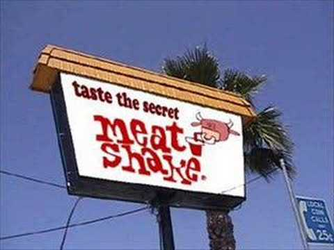 Ugly Duckling - Meat Shake