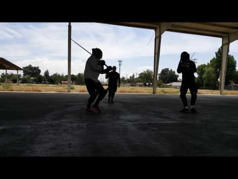 Clip Longsword Free Fence Jacob Plumb and Charles Boling Iron Gate Martial Arts