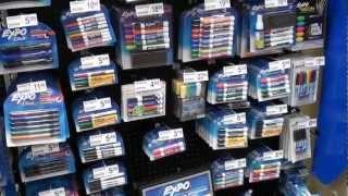 США 139: Канцтовары по-американски - Office Depot(Самый информативный форум об эмиграции в США: http://www.govorimpro.us/forum Резюме по-американски: http://www.computerra.ru/print/19923/..., 2013-01-30T01:08:19.000Z)