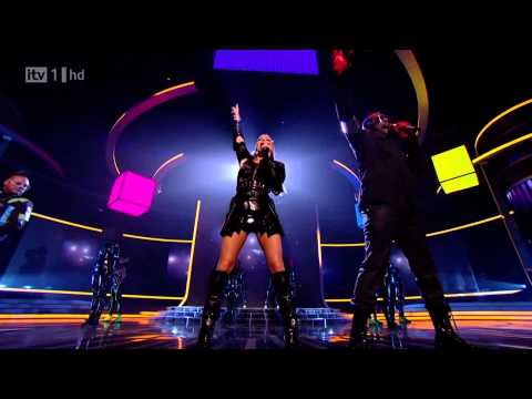 The Time Of My Life - Black Eyed Peas [ LIVE HD ]