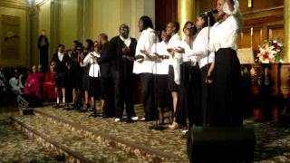 Pentecostal Churches Of Christ Praise Team