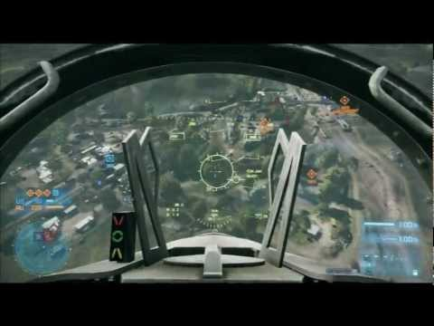 BF3 Hacker - Jet Gameplay | باتلفيلد 3