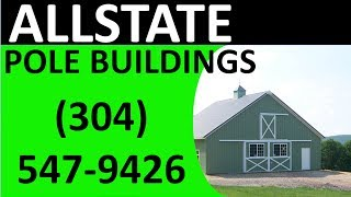 Wheeling Pole Buildings|garage Builders|(304) 547-9426|wheeling Wv|barn Builders