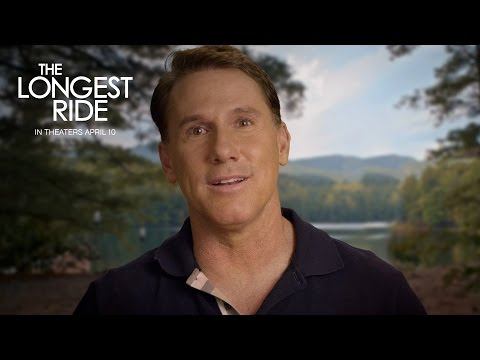 The Longest Ride | Nicholas Sparks #1 Fan Announcement [HD] | 20th Century FOX