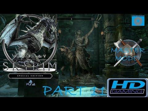 The Elder Scrolls V: Skyrim [ PS4 ] Special Edition & Master Mode - Walkthrough Part 11