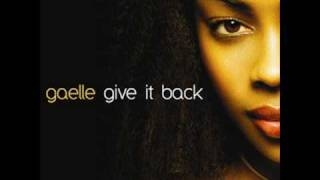Gaelle - Give It Back (eric