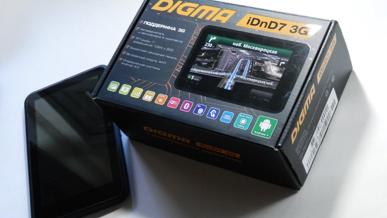Digma idnd7 3g прошивка скачать