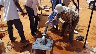 SOLAR23, Mauritania SOLAR PUMPING Installation 4