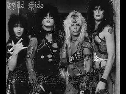 Motley Crue Save Our Souls