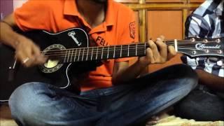 Newyork Nagaram Guitar by Gowtham and Sandeep