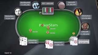 WCOOP Challenge Sunday Million Special Edition - Online Poker Show | PokerStars.com
