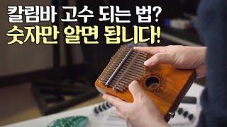 Download lagu [레슨]할아버지의 낡은시계_뉴칼림바 숫자 악보(라방 편집본)_호텔델루나 OST