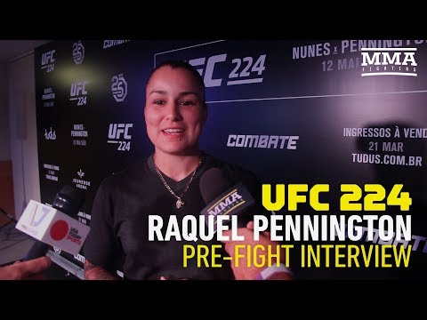 Raquel Pennington Describes 'Emotional Rollercoaster' Coming Back From Injuries - MMA Fighting
