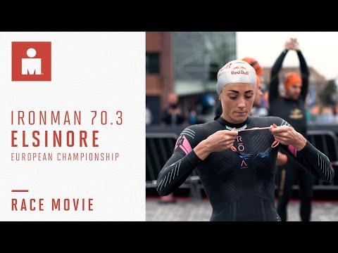 IRONMAN 70.3 European Championship Elsinore 2021 Race Movie