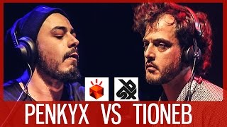 PENKYX vs TIONEB  |  Grand Beatbox LOOPSTATION Battle 2017  |  SEMI FINAL