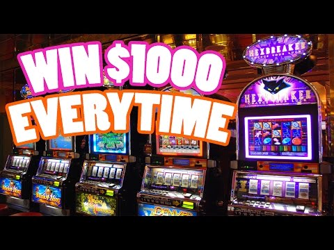 HOW TO PLAY SLOT MACHINES PROPERLY !!