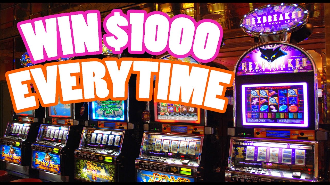 Best way to win at slot machines in a casino free internet cafe casino games