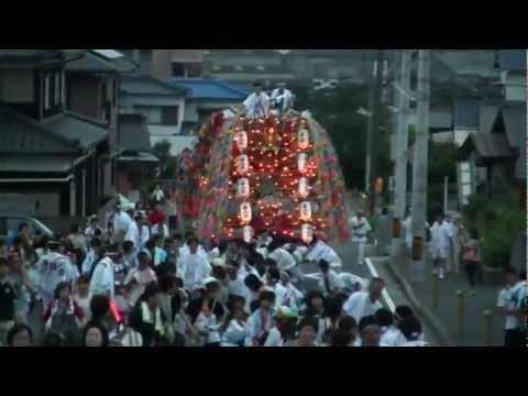 二島祇園(平成24年度 その1)