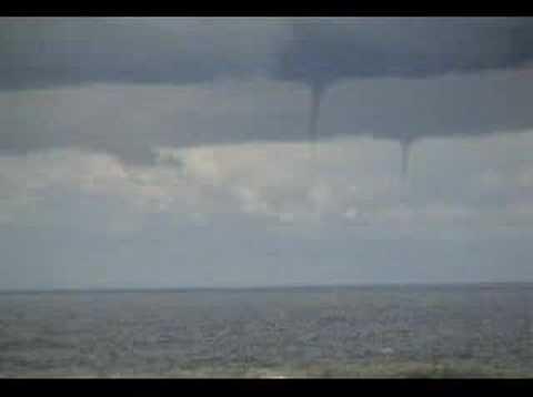 Cheticamp Cape Breton Nova Scotia - Water Spouts