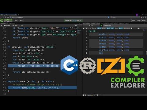 Demo Zoo: Zero Cost Abstractions in C++20, Rust, & Zig