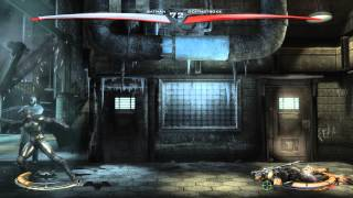 Injustice Gods Among Us Ultimate Edition -Batman-