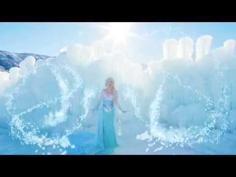 Thumbnail: Let It Go - Disney's Frozen - Traci Hines (OFFICIAL VIDEO)