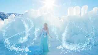 Let It Go Disney 39 s Frozen Traci Hines OFFICIAL VIDEO