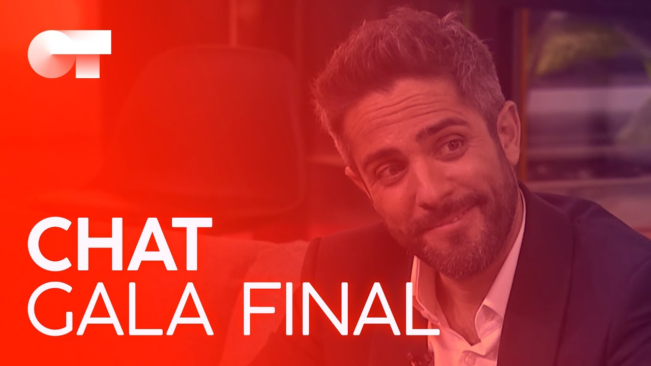 EL CHAT de la GALA FINAL (10 JUNIO) | OT 2020